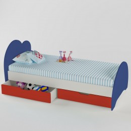 Cloud Tails Bed