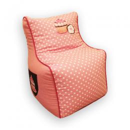 Chocolicious Bean Chair Cover