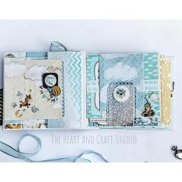 Dream Big - Handmade Baby Books