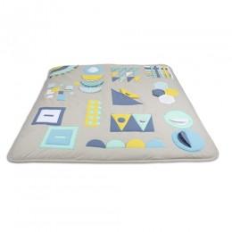 Neo Geometric Play Mat