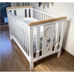 Night Night Baby Crib Cot Bed