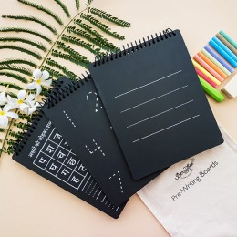 Pre Writing Boards - Set of Three