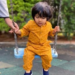 Organic Cotton Raidana Bag - Kurta and Pyjama Pants Set