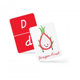 A-Z Flashcards - Fruits and Vegetables