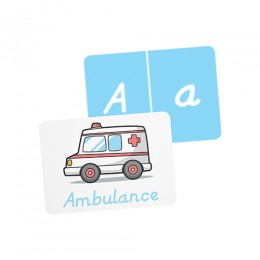 A-Z Flashcards - Vehicles