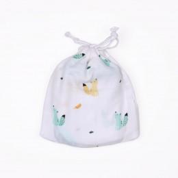 Baby Squirrel Organic Bandana Bibs - 2 pack