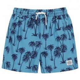 Hot Tuna Palm Print Swim Shorts