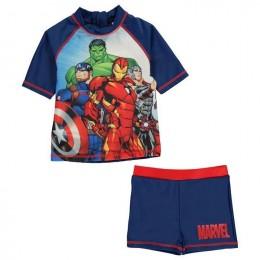 Marvel Avengers Swim 2pc Set