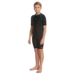 Speedo Swim Rashguard T-shirt - Jr