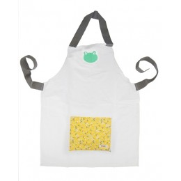 COTTON APRONS - Frog