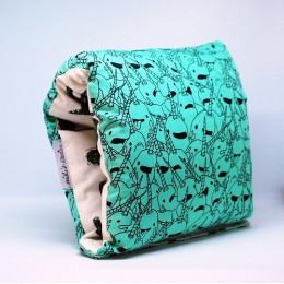 Nap: Nursing Arm Pillow - Mexico Green