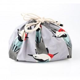 WASHABLE BABY TRAVEL KIT - HUMMING BIRD