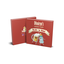 Dude to Dad - Pregnancy Journal for Dad to be