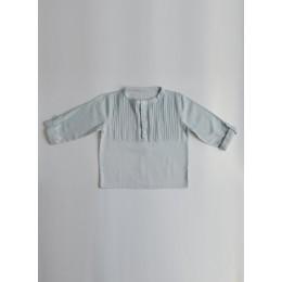 Axel Pin-tuck Shirt