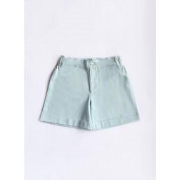 Julian Blue Suspender Shorts