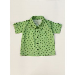 Kyle Clove Print Shirt