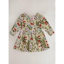 Nancy Floral Dress