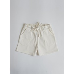 Rose White Shorts