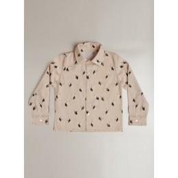 Samson Pine Print Shirt
