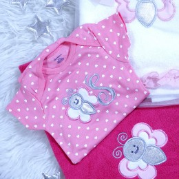 Lil Butterfly - 3 pc Baby Set