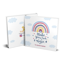 Make Your Own Magic -The Special Scrapbook