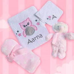 Owl I want is cuddles - 4 pc Set