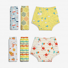 Padded Underwear (Potty Training Pants) - Assorted Collection