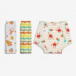 Padded Underwear (Potty Training Pants) - Star Gazer Collection