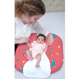 Snooze Baby Lounger Arctic Woodland