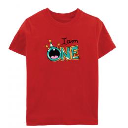 Birthday: I Am One - Tee