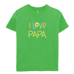 I Love Papa - Tee