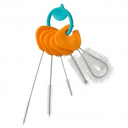 5 in 1 Cleaning Brush Set