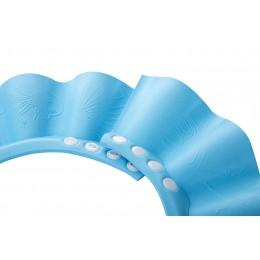 Adjustable Shampoo Hat - Blue