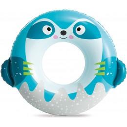 Blue Sloth Ring