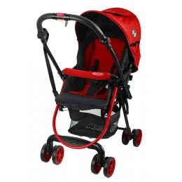 Citilite R Stroller Red and Black