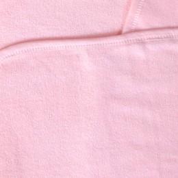 Cuddly Teddy - Pink Hooded Towel