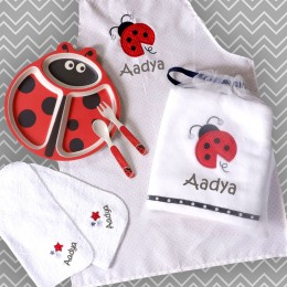 Cute Bug Kids 7 Pc Bug Set