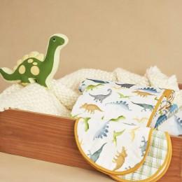 Dinosaur Decorative Pillow