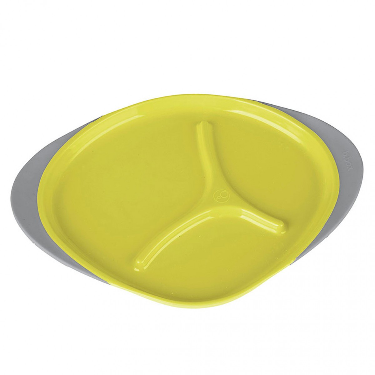 Feeding Set - Lemon Sherbet Yellow Grey