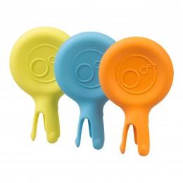Mini Fork Set Pack of 3 Multi Colour