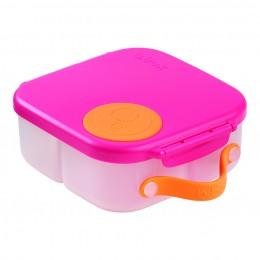 Mini Lunch Box Strawberry Shake Pink Orange