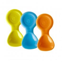Mini Spoon set- Pack of 3 Multicolor