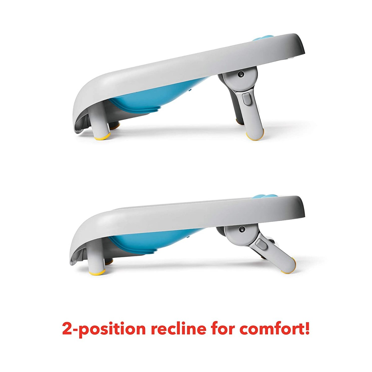 Moby Recline and Rinse Bather