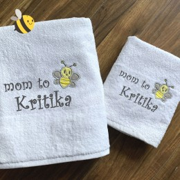 Mom 2 Bee Gift Set
