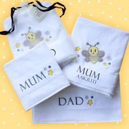 Mom n Dad to Bee - Baby Shower Hamper