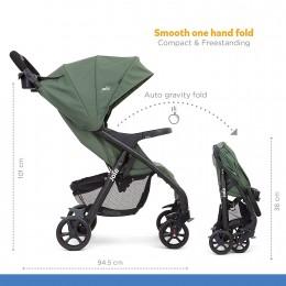 Muze lx One Hand fold Stroller