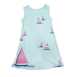 Nautical Summer Dress