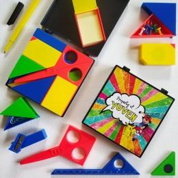 Pokemon Theme Puzzle Stationery Box