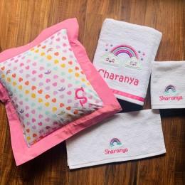 Rainbow Love 4 Pc Gift Set
