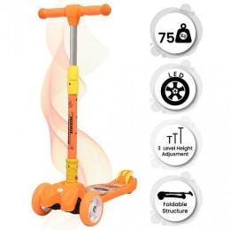 Road Runner Scooter For Kids - The Smart Kick Scooter For Kids Orange